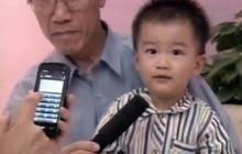 Chinese boy translates telephone sounds