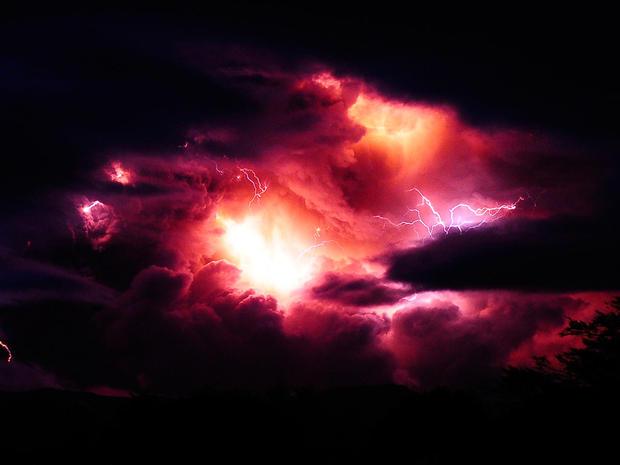Chile volcano erupts