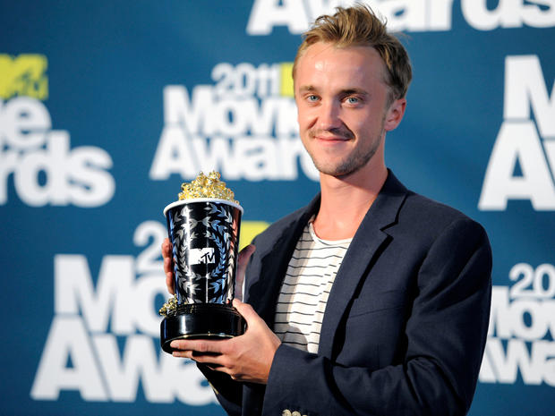 MTV Movie Awards 2011 press room