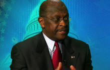 Herman Cain on fast food, obesity