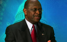 "Herman Cain: Tea Party gets ""bad rap"" about racism"