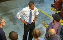 Economy's impact on Obama's reelection chances