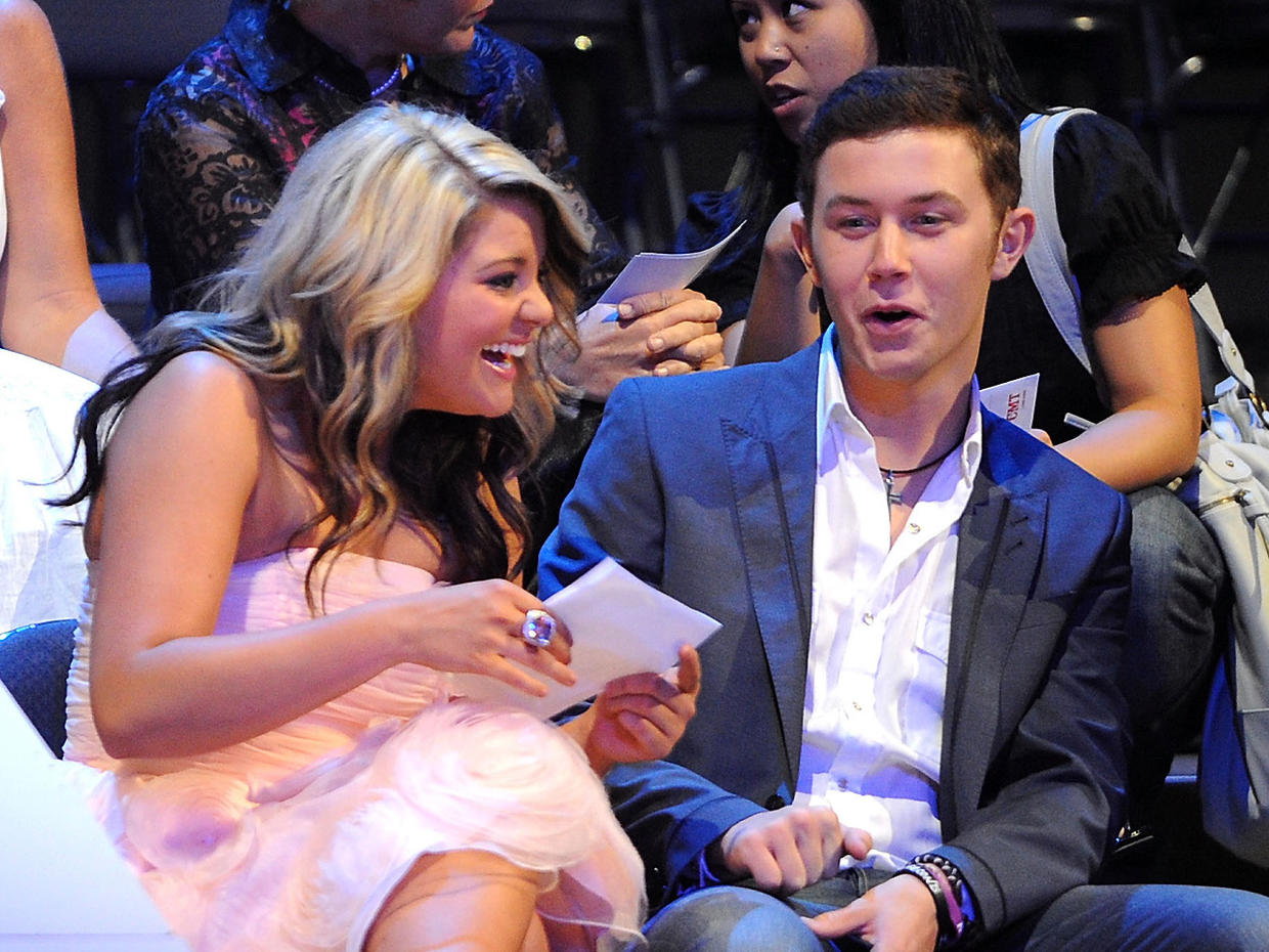 R Scotty Mccreery And Lauren Alaina Hookup