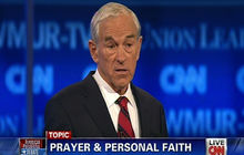 GOP candidates define separation of church and state