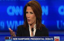 Michele Bachmann announces presidential campaign