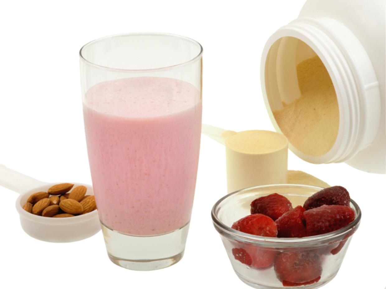 Протеиновые коктейли для роста мышц в домашних условиях 28