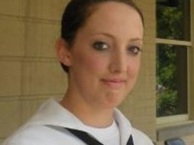 Ex-Marine linked to girls' murders charged in death of Navy officer
