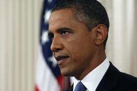 Pres. Obama announces Afghan drawdown June 22, 2011.