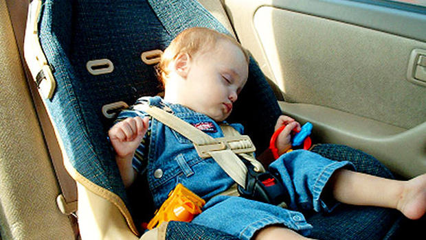 U S Children At Risk From Poor Adherence To Car Seat