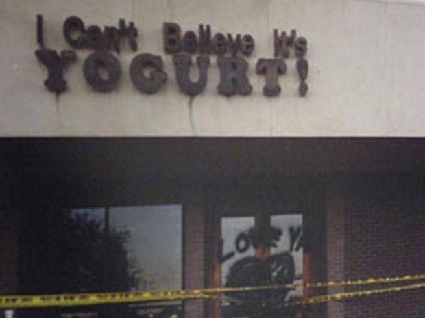 The Yogurt Shop Murders