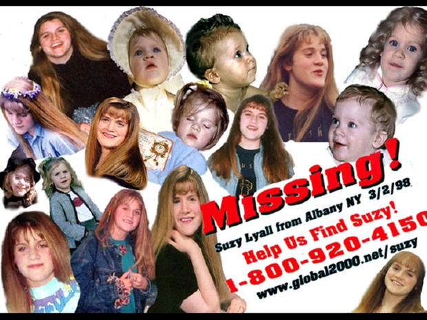 Suzanne Lyall Missing