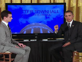 White House, Barack Obama, Twitter