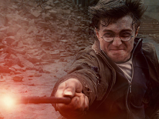 "Who's who in ""Harry Potter"""