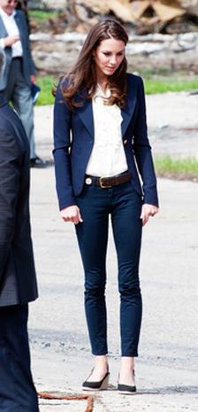 Kate's royal looks