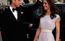 Will and Kate outshine Hollywood stars