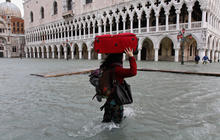 The gates that could save Venice