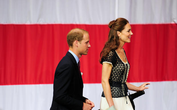 Will & Kate wrap up California tour