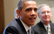 GOP: Obama storms out of budget meeting