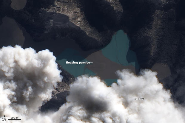 After half a century, Puyehue-Cordon Caulle erupts