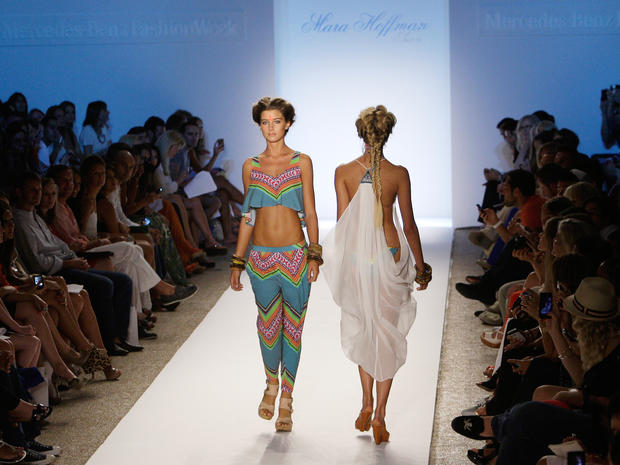 Fashion Week Swim hits Miami