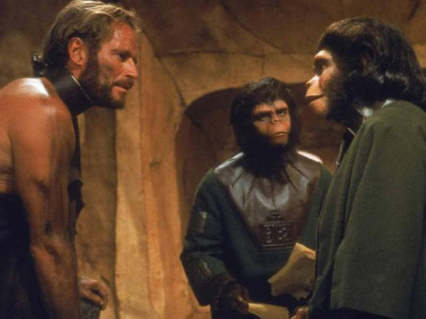 """Planet of the Apes"": 6 decades of monkey mayhem"
