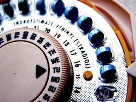 birth control, pills