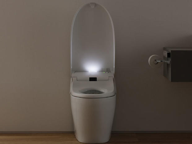 11 nifty high-tech toilets