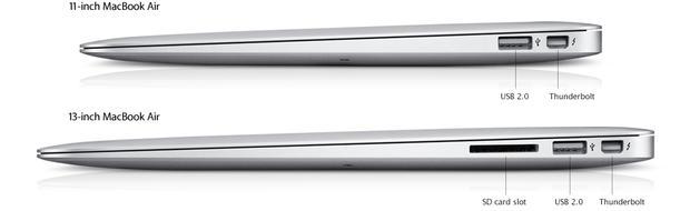 Apple updates MacBook Air and Mac Mini