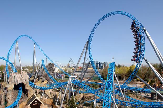 World's best roller coasters