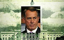 Why did Boehner end debt negotiations?