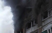 Oslo building billows smoke, people trapped