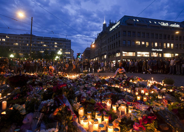 Norway mourns massacre victims