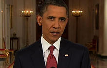 Obama addresses nation on debt crisis