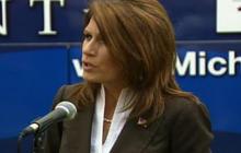 Bachmann doesn't buy debt deadline