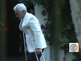 Alex Trebek injured chasing hotel intruder in San Francisco