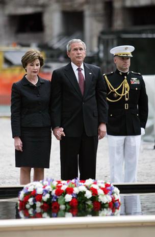 Global honors at ground zero