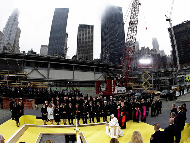Global honors at ground zero