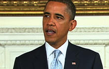 Obama on economy, downed Chinook copter: IN FULL