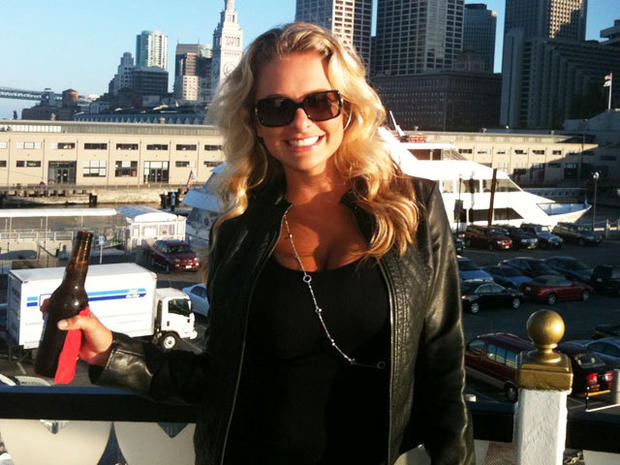 Playboy Playmate arrested in Fla. on gun charge