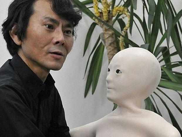 16 creepiest robots ever