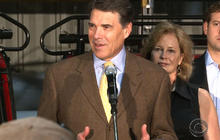 Perry's controversial comments in Iowa