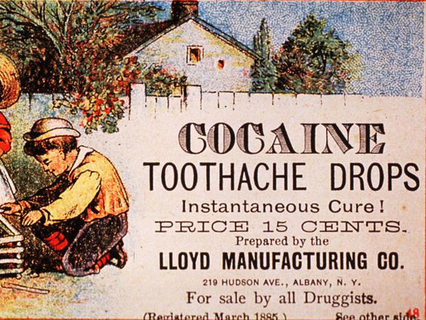 Cocaine: A brief history of blow