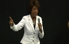 Rep. Waters: 'Tea Party can go straight to Hell'