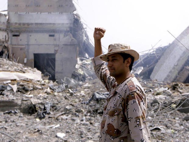 Inside Muammar Qaddafi's lair