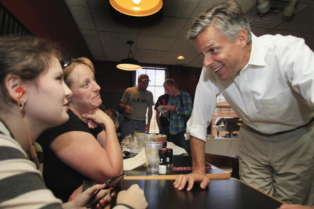 On the trail in Iowa, N.H. and beyond