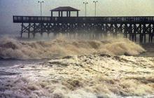History-making East Coast hurricanes