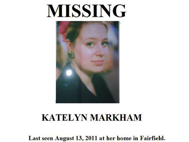 Ohio woman Katelyn Markham missing