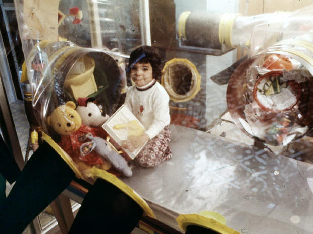 """""""Bubble Boy"""" 40 years later: Look back at heartbreaking case"""