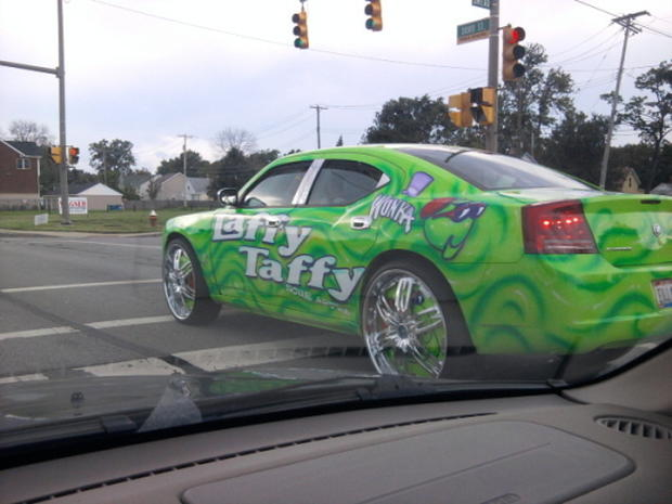Most outrageous cars