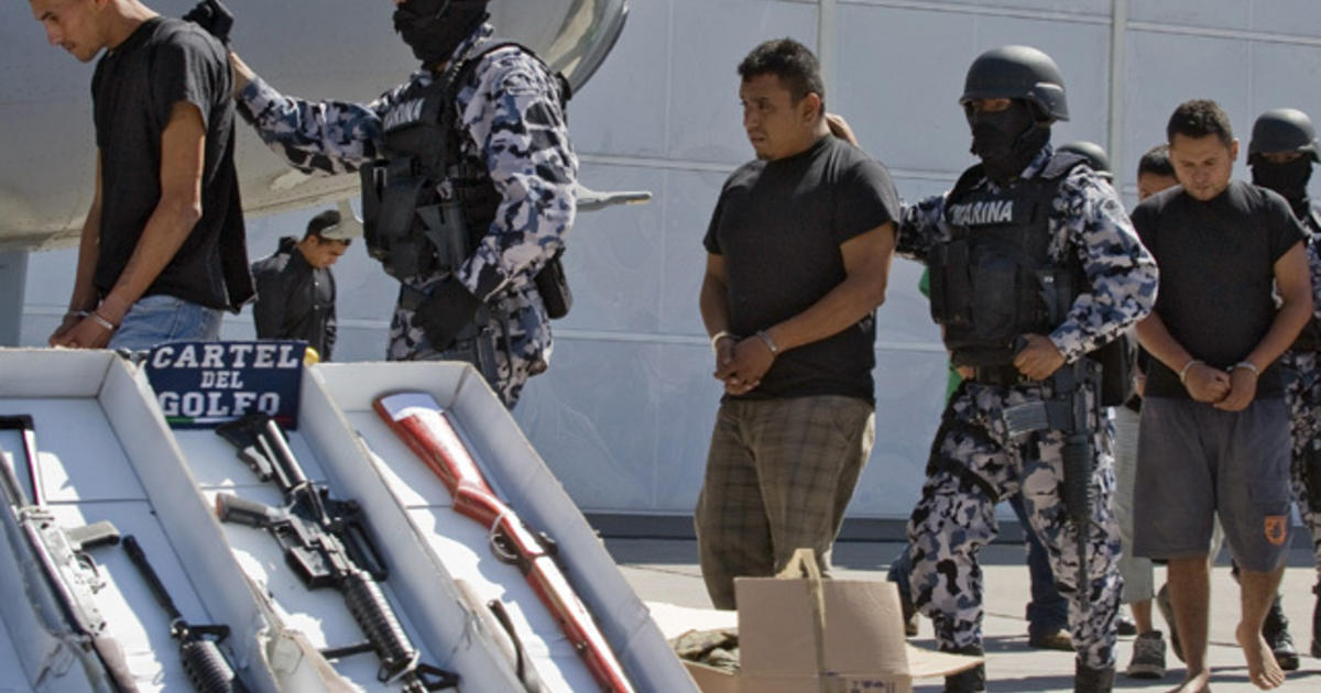 key gulf cartel figure killed in northern mexico cbs news. Black Bedroom Furniture Sets. Home Design Ideas